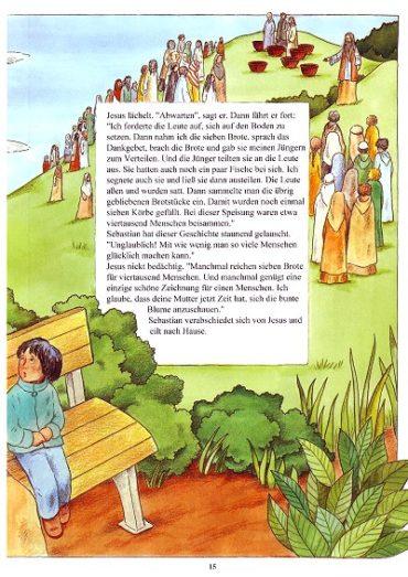 Seite 15 der Taufbibel