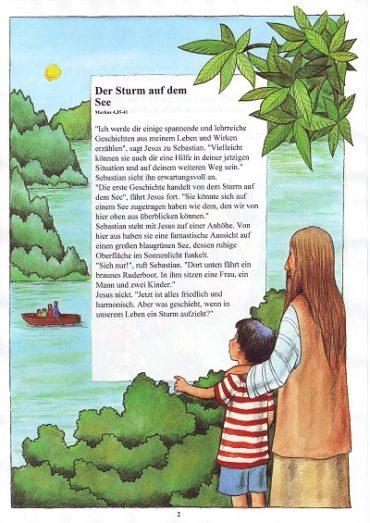 Taufbibel Seite 2