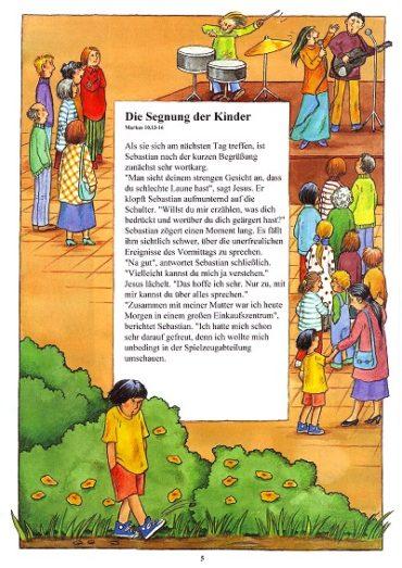 Taufbibel Seite 5