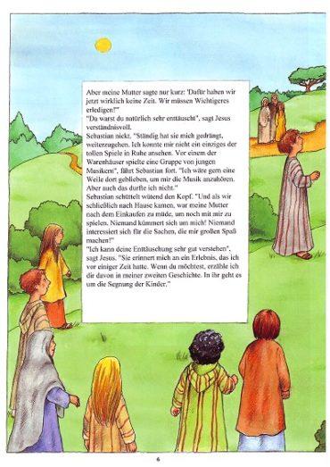 Taufbibel Seite 6