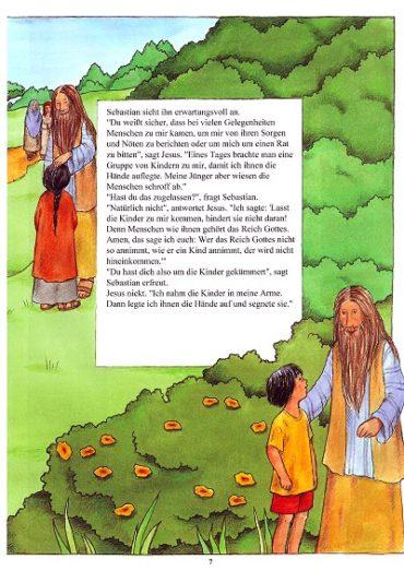 Taufbibel Seite 7