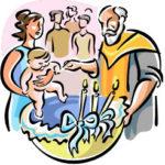 Taufe Motiv