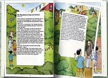 Personalisierte Kinderbibel Leseprobe