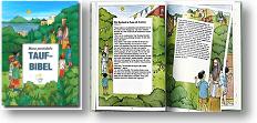 Leseprobe der personalisierten Bibel