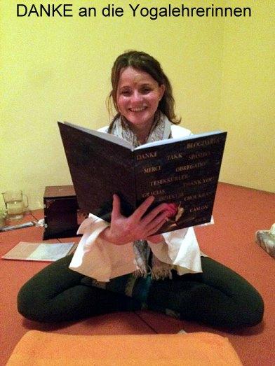 Yogalehrerinnen Geschenk