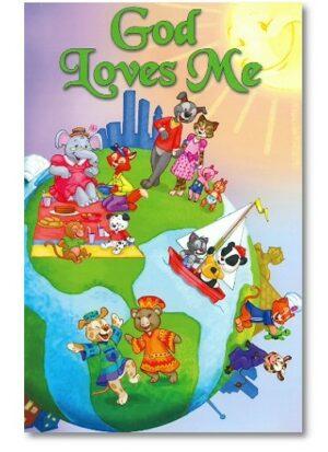 personalisiertes Kindergebetsbuch