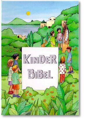 personalisierte Kinderbibel
