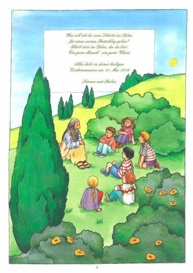 Kinderbibel Premiumbeispiel